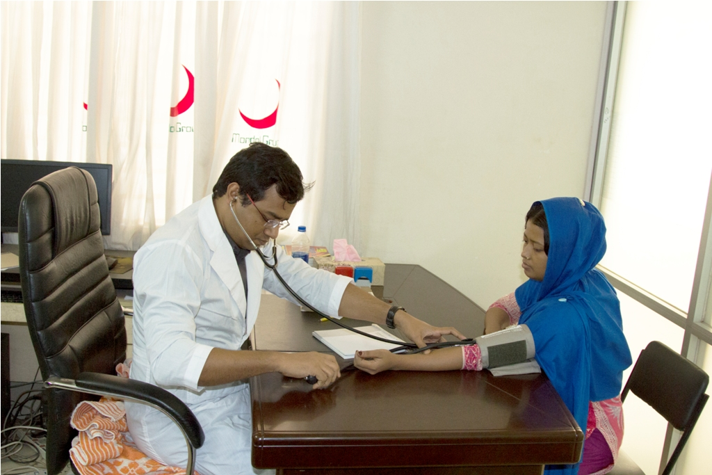 IN HOUSE MEDICAL FACILITY