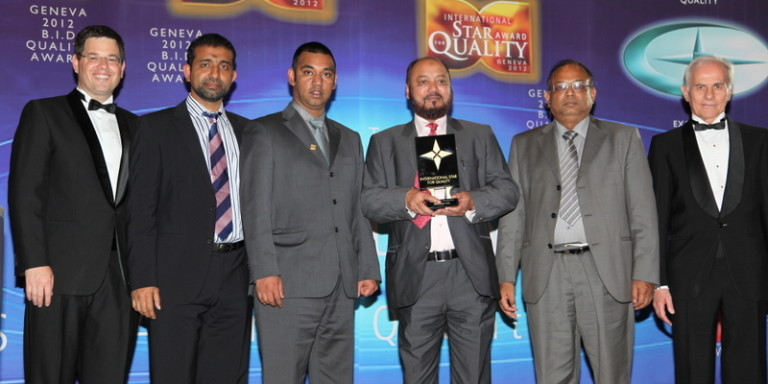 Star Awards, for Montrims Ltd.