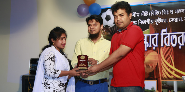 CULTURAL EVENTS AWARD DISTRIBUTION