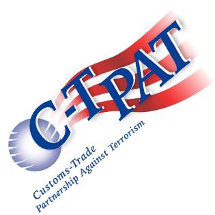 Certificate of CTPAT